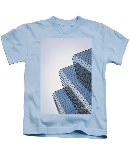 Straight Across My Mind Kids T-Shirt