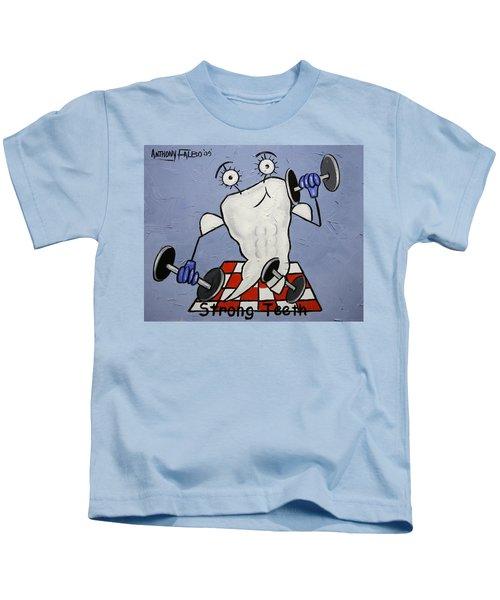 Strong Teeth Kids T-Shirt