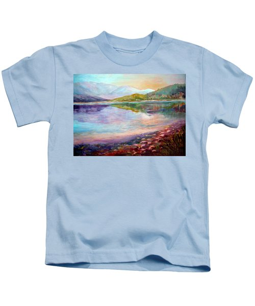 Summer Afternoon Kids T-Shirt