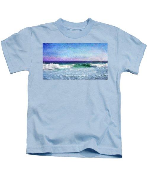Summer Salt Kids T-Shirt