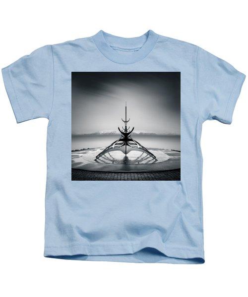 Sun Voyager Kids T-Shirt