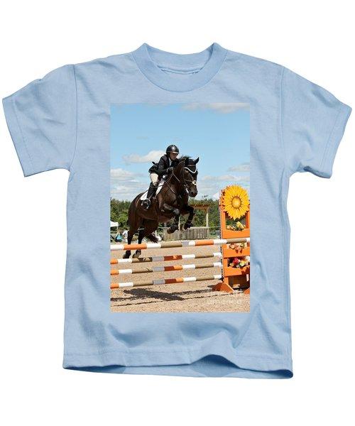 Sunflower Jumper Kids T-Shirt