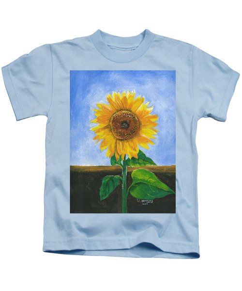 Sunflower Series Two Kids T-Shirt