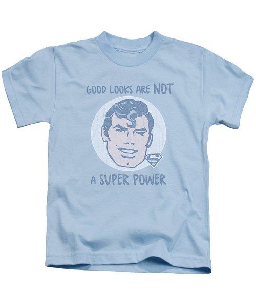 Superman - Good Looks Kids T-Shirt