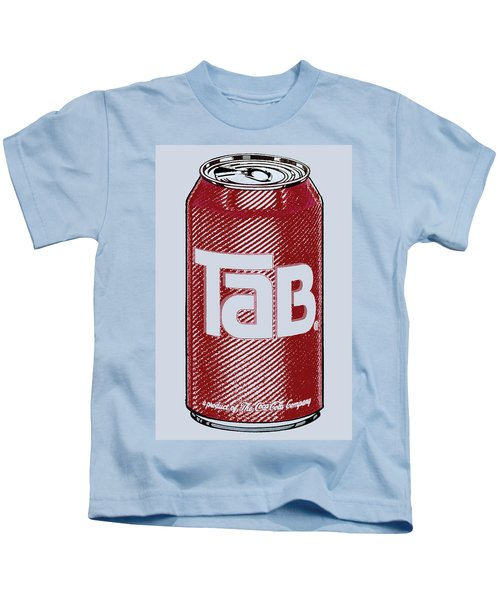 Tab Ode To Andy Warhol Kids T-Shirt