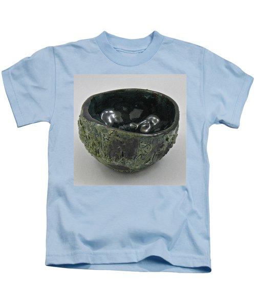 Tea Bowl #5 Kids T-Shirt