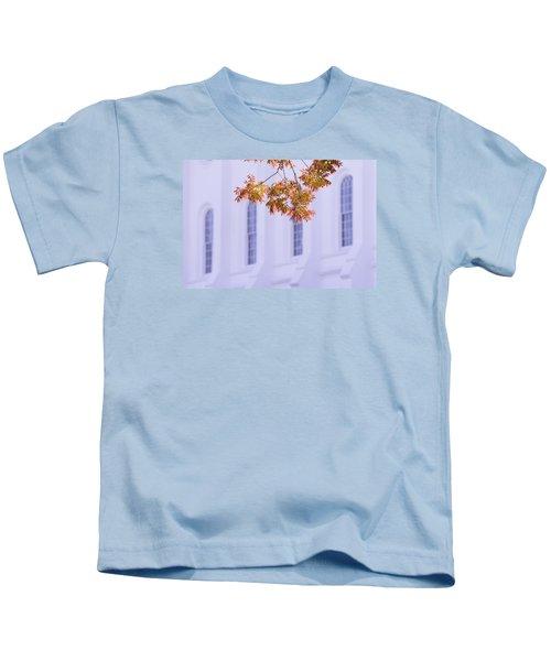 Temple Accent Kids T-Shirt