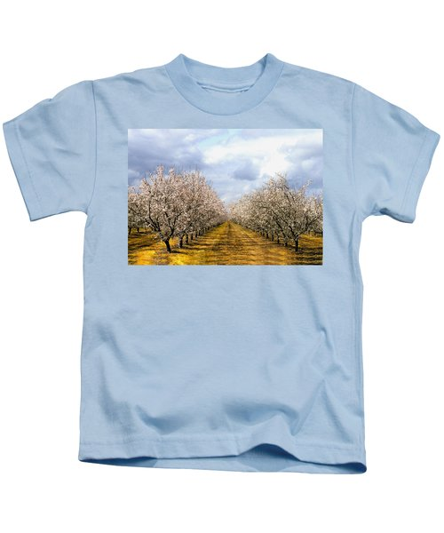The Almond Orchard Kids T-Shirt