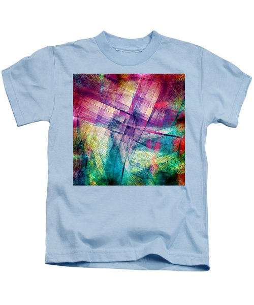 The Building Blocks Kids T-Shirt