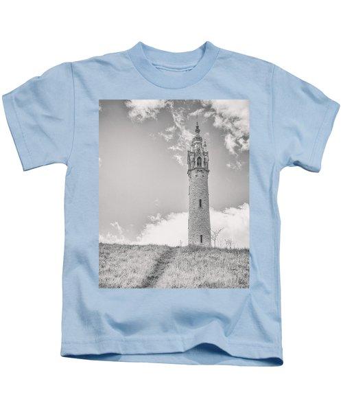 The Castle Tower Kids T-Shirt