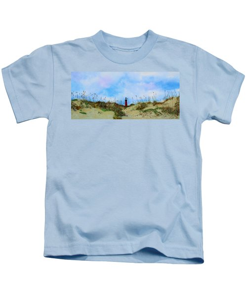 The Center Of Attention Kids T-Shirt
