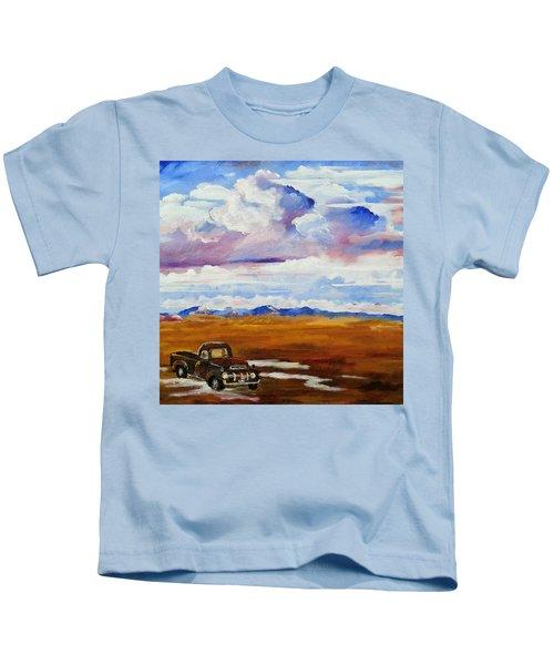 The Flathead Kids T-Shirt