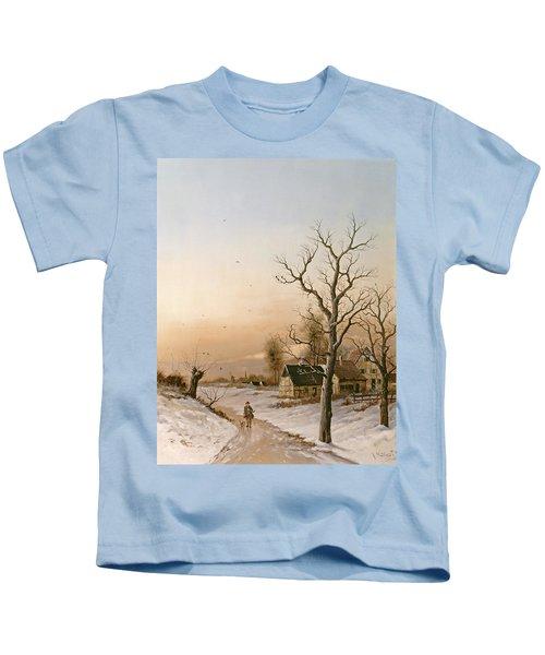 The Gamekeeper Going Home Kids T-Shirt