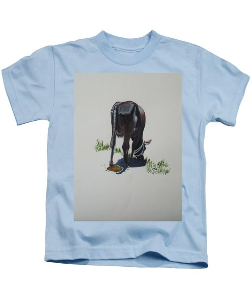 The Holy Cow And Dung 2 Kids T-Shirt