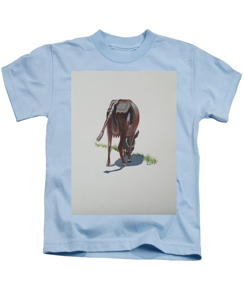 The Holy Cow And Dung 3 Kids T-Shirt
