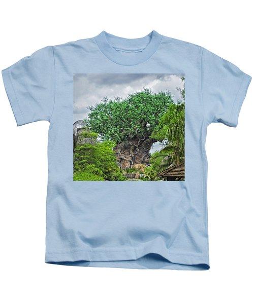 The Living Tree Walt Disney World Kids T-Shirt
