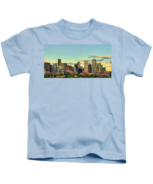 The Mile High City Kids T-Shirt