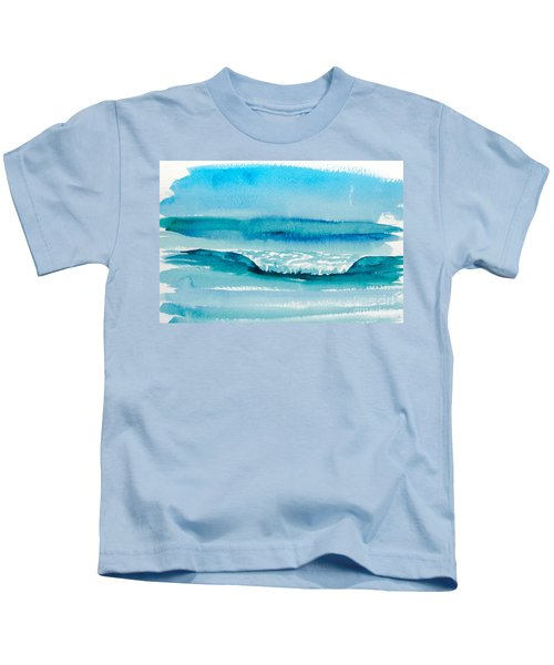 The Perfect Wave Kids T-Shirt