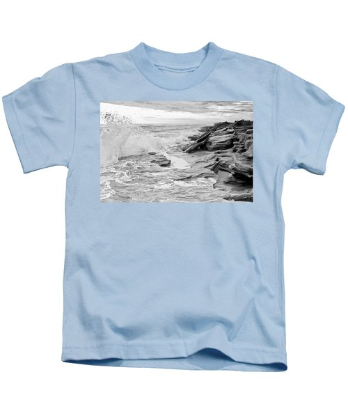 The Rocky Coast Kids T-Shirt
