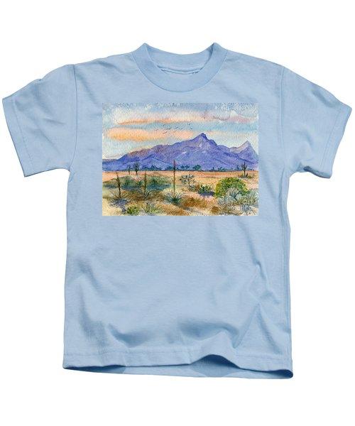 The San Tans Kids T-Shirt