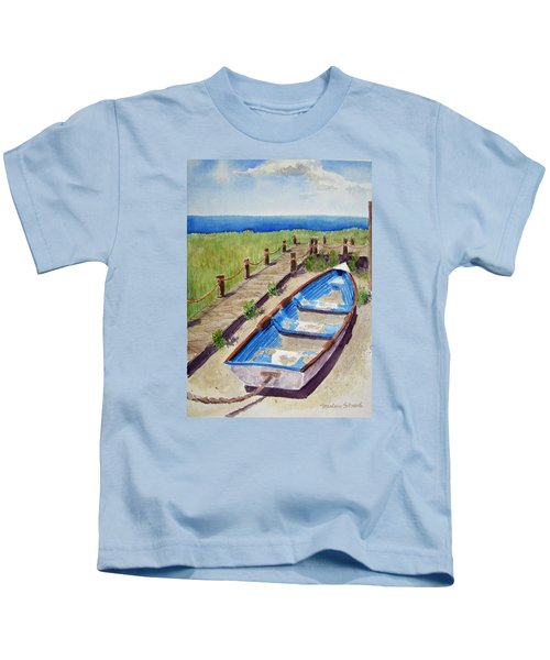 The Sandy Boat Kids T-Shirt