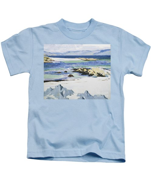 The Sound Of Mull From Iona Kids T-Shirt