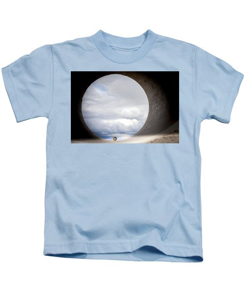The View Above Kids T-Shirt