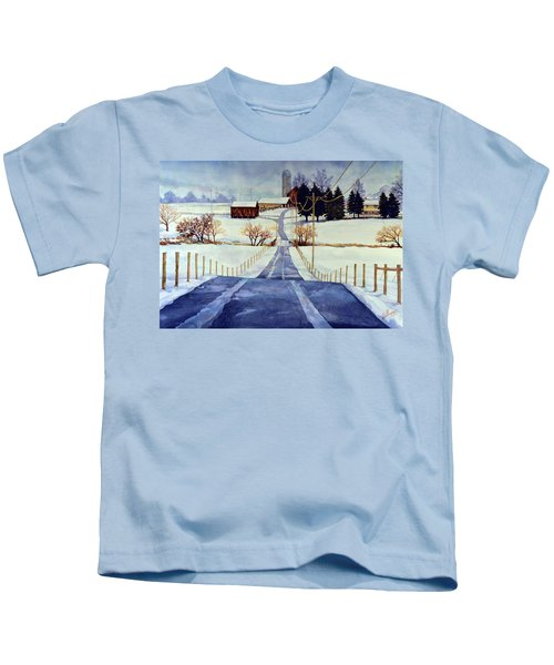 The White Season Kids T-Shirt