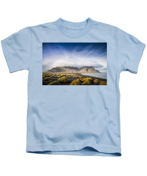 The Young Man Agreed Kids T-Shirt
