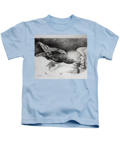 Thirsty Crow Kids T-Shirt