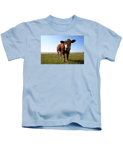 This Is My Grass Kids T-Shirt