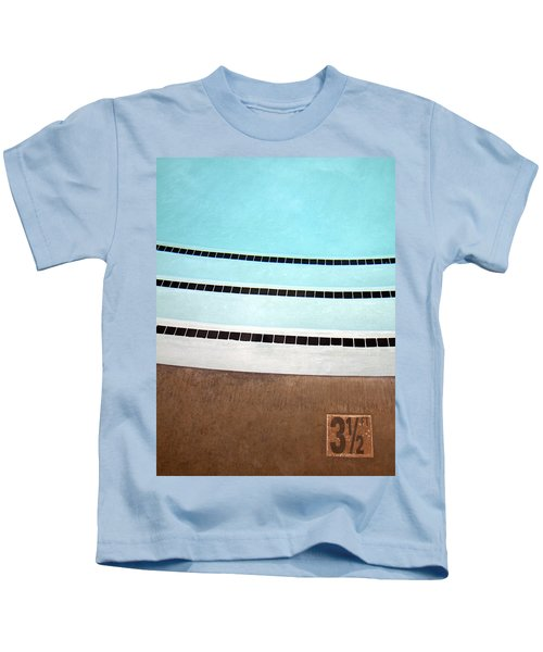 Three And A Half Palm Springs Kids T-Shirt