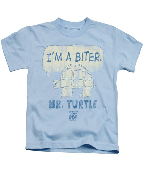 Tootsie Roll - I'm A Biter Kids T-Shirt
