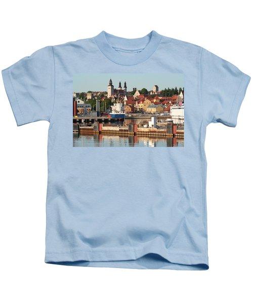 Town Harbour Kids T-Shirt