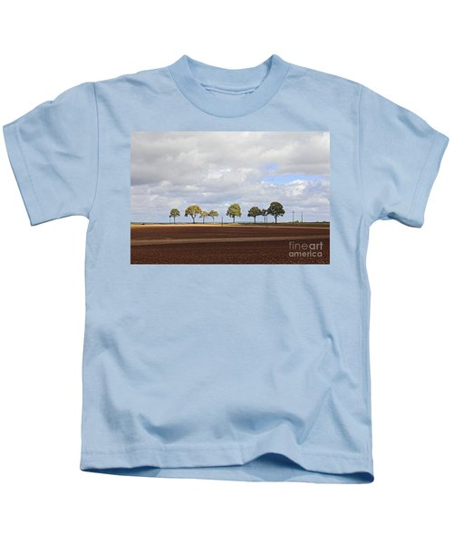 Tree Line France Kids T-Shirt