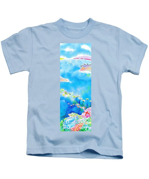 Tropical Fishes Kids T-Shirt