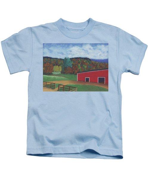 Undermountain Autumn Kids T-Shirt