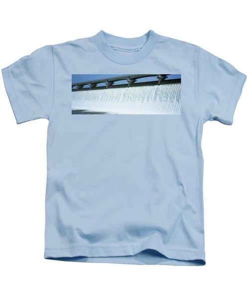Usa, Ohio, Columbus, Big Walnut Creek Kids T-Shirt