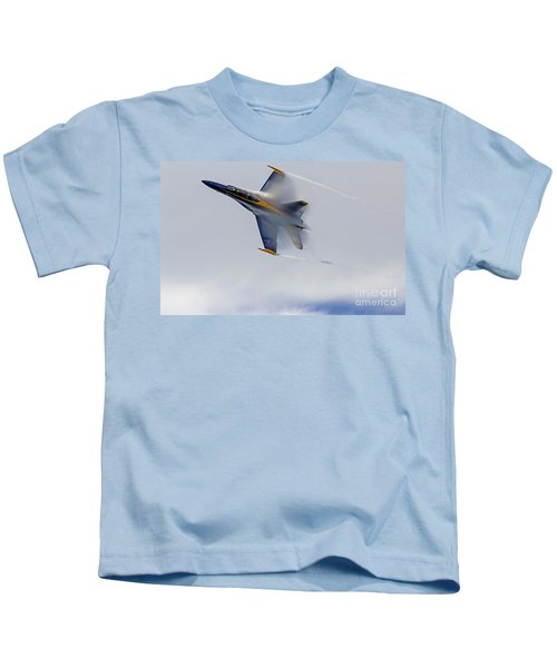 Veiled Angel Kids T-Shirt