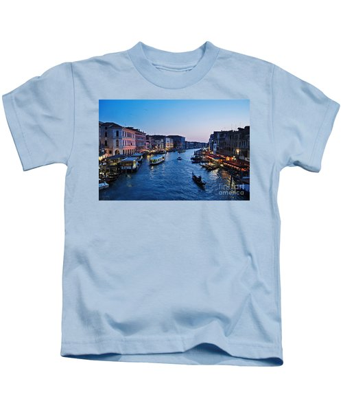 Venezia - Il Gran Canale Kids T-Shirt
