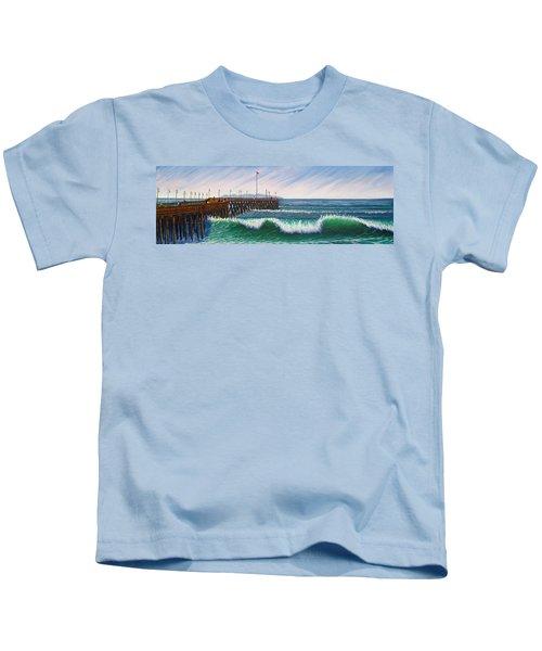 Ventura Pier Kids T-Shirt