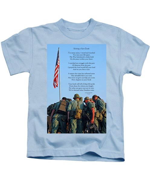 Veterans Remember Kids T-Shirt