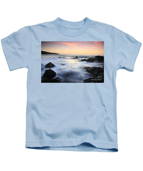 Water And The Sunset Kids T-Shirt