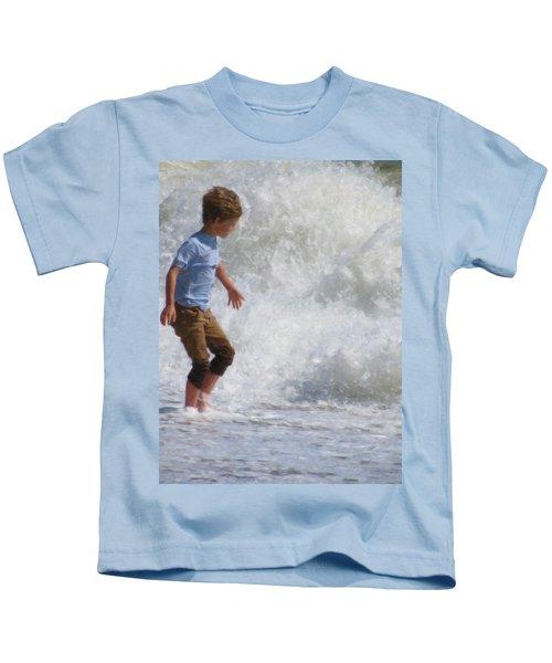 Waves Kids T-Shirt