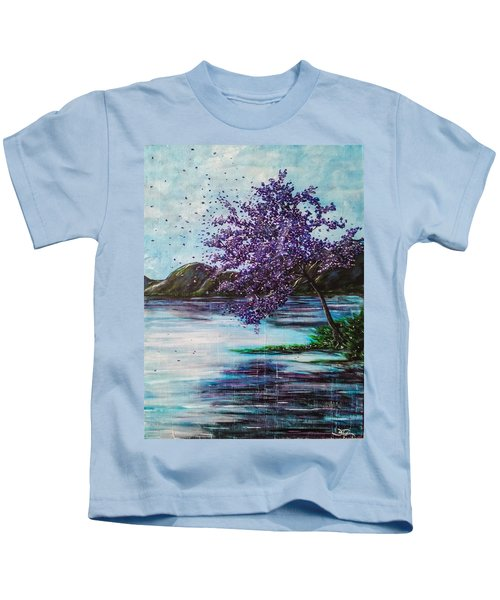 Whispers Of Wishes Kids T-Shirt