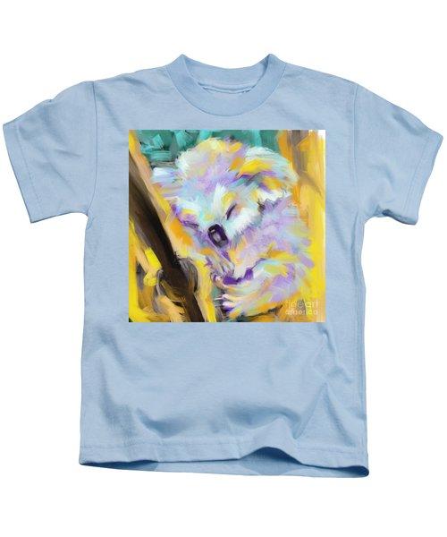 Wildlife Cuddle Koala Kids T-Shirt