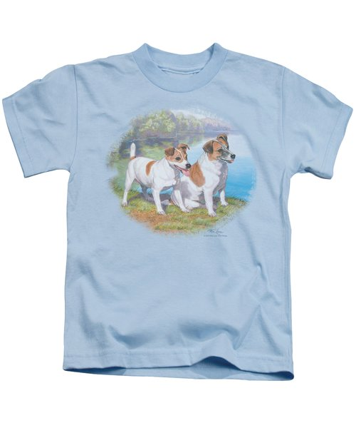 Wildlife - Jack By Water Kids T-Shirt