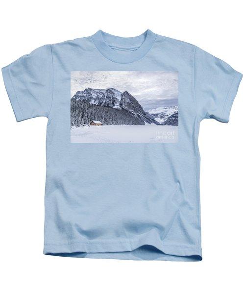 Winter Getaway Kids T-Shirt