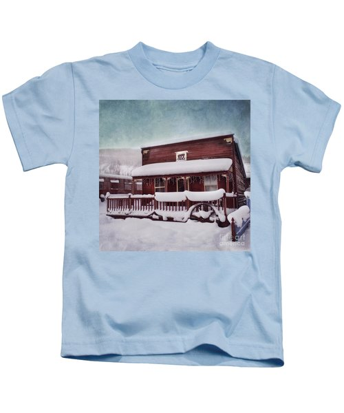 Winter Sleep Kids T-Shirt