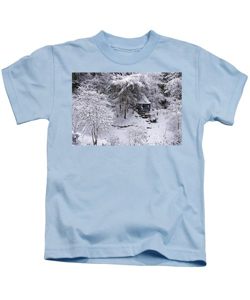 Winter Wonderland Kids T-Shirt